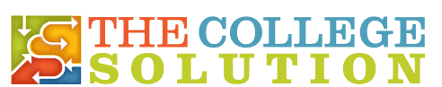 The College Solution logo